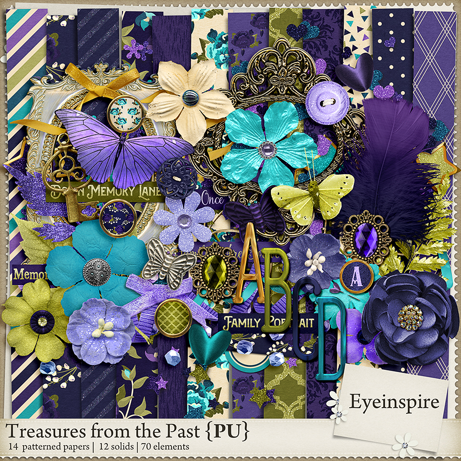 Treasures From the Past Kit