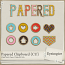 Papered Chipboard Styles