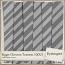 Biggie Chevron Texture Cutlets 3