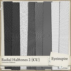 Radial Halftones 2