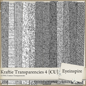 Kraftie Transparencies 4