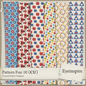 Pattern Fun 10