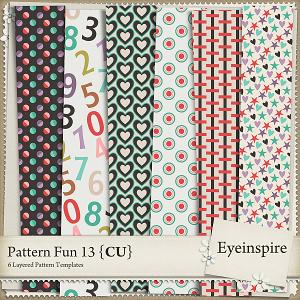 Pattern Fun 13
