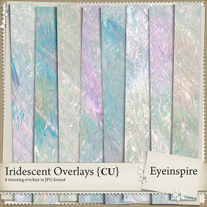 Iridescent Overlays