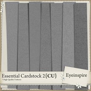 Essential Cardstock 2