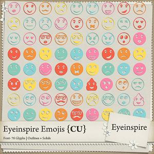 Eyeinspire Emojis