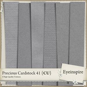 Precious Cardstock 41