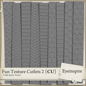 Fun Texture Cutlets 2