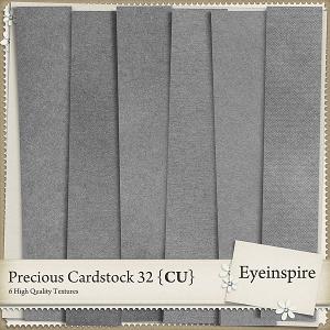 Precious Cardstock 32