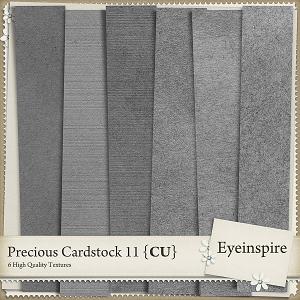Precious Cardstock 11