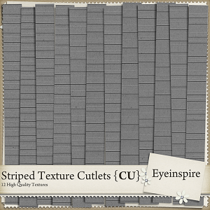 Striped Texture Cutlets