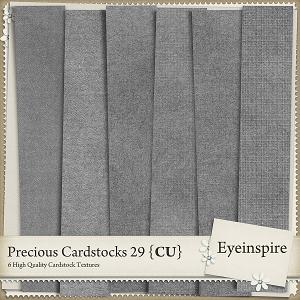 Precious Cardstock 29