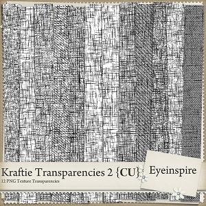 Kraftie Transparencies 3