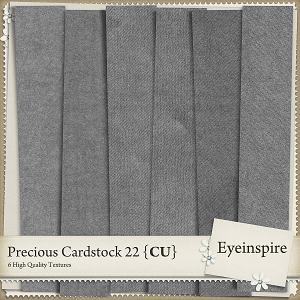 Precious Cardstock 22