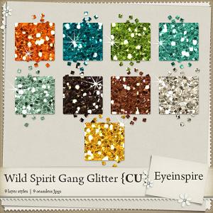 Wild Spirit Glitters