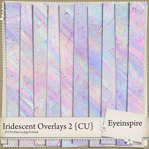 Iridescent Overlays 2