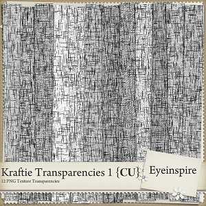 Kraftie Transparencies 1