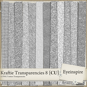 Kraftie Transparencies 8