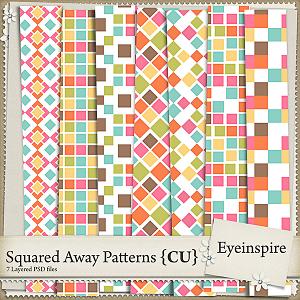 Squared Away Patterns