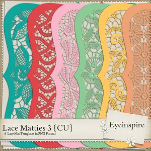 Lace Matties 3