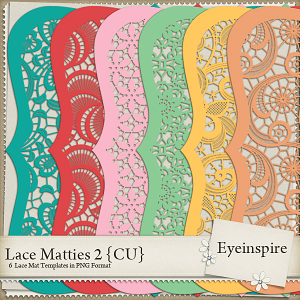 Lace Matties 2
