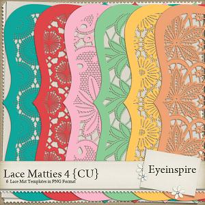 Lace Matties 4