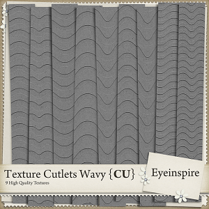 Wavy Texture Cutlets