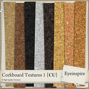 Corkboard Textures 1