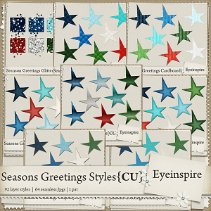 Seasons Greetings Style Collection