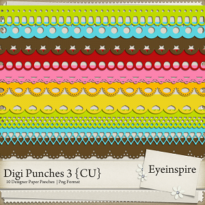 Digi Punches 3