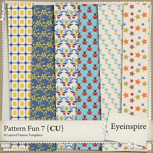 Pattern Fun 7