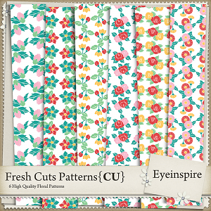 Fresh Cuts Patterns