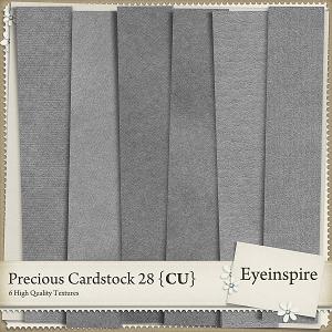 Precious Cardstock 28