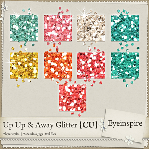 Up Up & Away Glitter