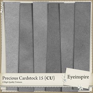 Precious Cardstock 15
