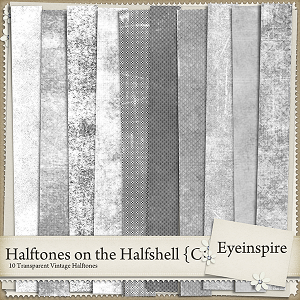 Halftones on the Halfshell 1