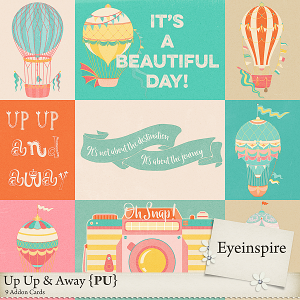 Up Up & Away Cards