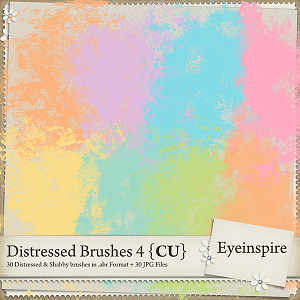 Distressed Brushes 4