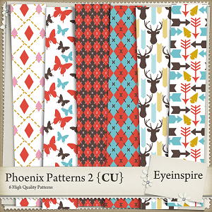Phoenix Patterns 2
