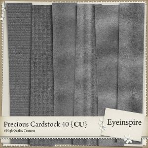 Precious Cardstock 40