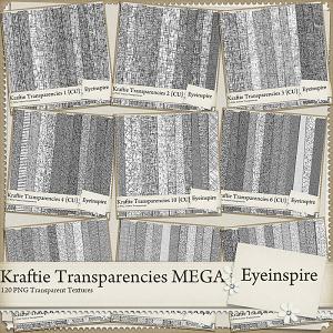 Kraftie Transparencies Mega