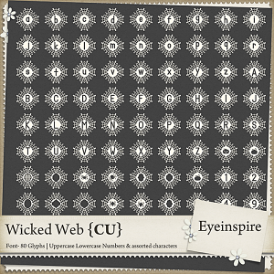 Wicked Web Font