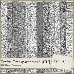 Kraftie Transparencies 5