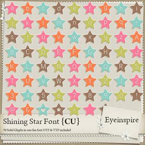 Shining Star Font