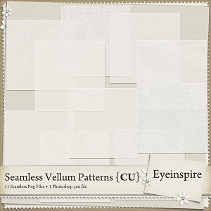 Seamless Vellum Patterns