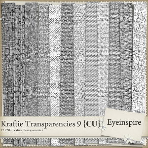 Kraftie Transparencies 9