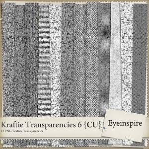 Kraftie Transparencies 6