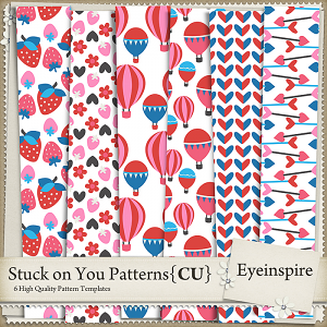 Stuck on You Patterns 1