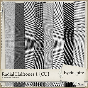 Radial Halftones 1