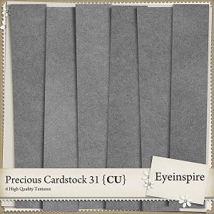 Precious Cardstock 31